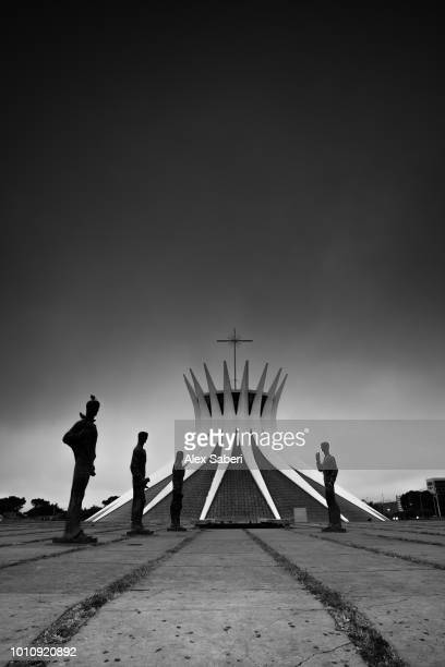 The Cathedral of Brasilia