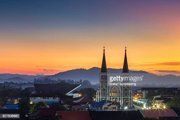 The cathedral of Chanthaburi