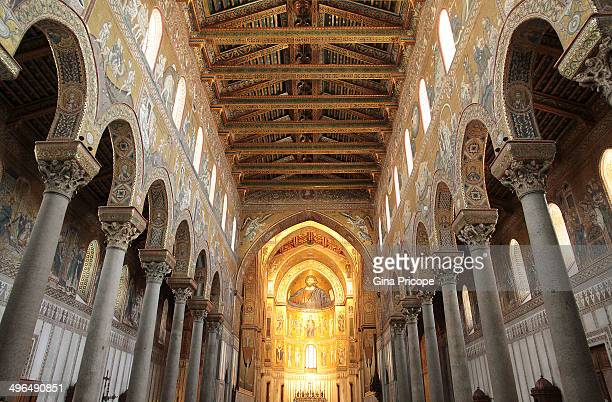 The Cathedral of Monreale, Italy