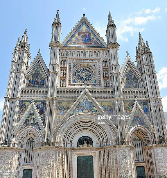 La Cattedrale di Orvieto-Italia