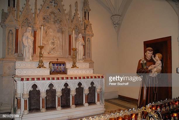 The Cathedral of Saint Patrick New York USA Vereinigte Staaten von Amerika Kathedrale Altar Kirche Kerzen Reise BB DIG PNr 1598/2007
