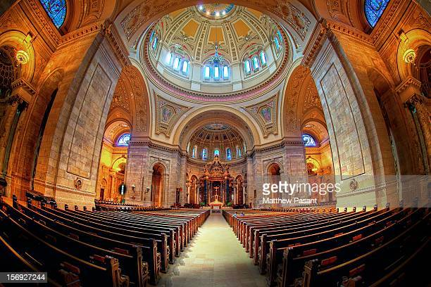 The Cathedral of Saint Paul is a Roman Catholic cathedral in the city of St Paul Minnesota It is the CoCathedral of the Archdiocese of Saint Paul and...