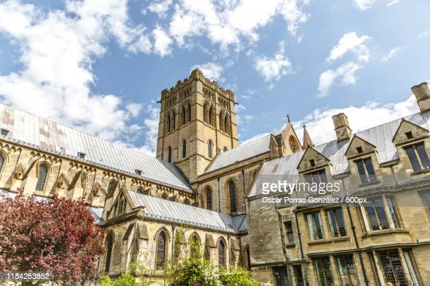the cathedral of st john the baptist, norwich, uk - norwich england stock pictures, royalty-free photos & images