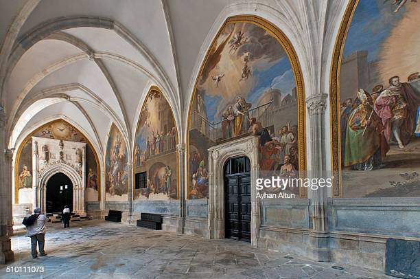 The cathedral of Toledo is one of the three 13th century high gothic cathedrals in Spain and is considered, in the opinion of some authorities, to be...