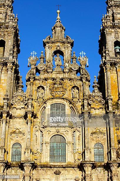 The Cathedral, Santiago De Compostela.