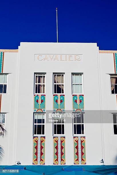Die Cavalier Hotel In South Beach, Miami