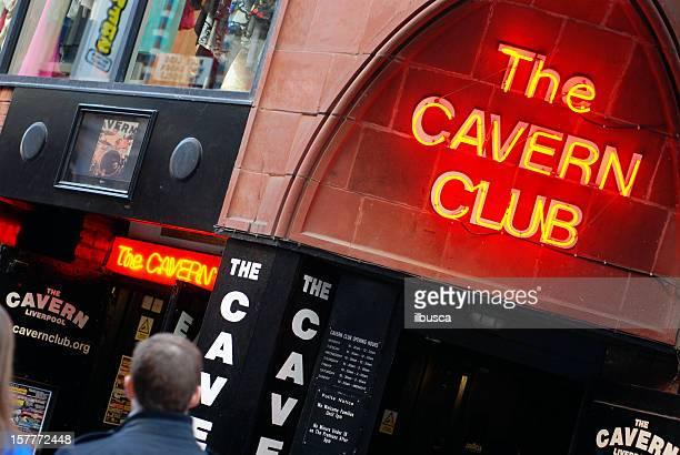 The Cavern club in Liverpool Mathew Street.