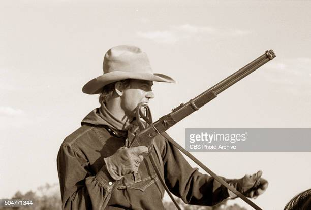 DOVE the CBS miniseries based on the Larry McMurtry book Barry Tubb as Jasper Fant Image dated June 7 1988