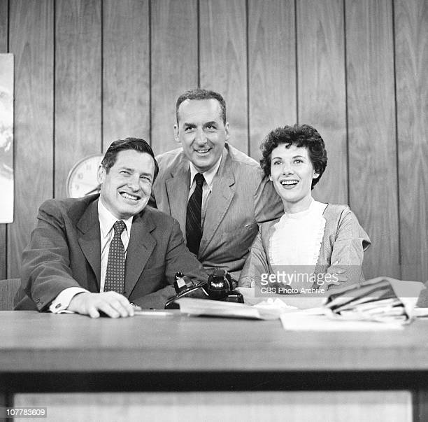 MORNING the CBS morning show and news featuring host Will Rogers Jr news analyst Ned Calmer and Pamela Good Location CBS Studio 41 at 15 Vanderbilt...