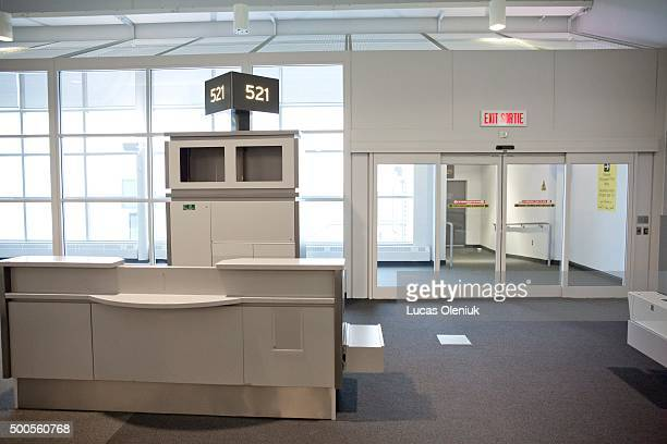 The CBSA and GTAA opened the doors at the Toronto Pearson International Airport's Infield Terminal to the media Tuesday morning. The temporary...