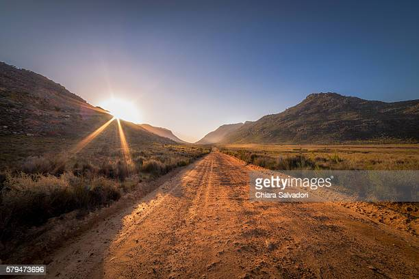 the cederberg wilderness area, south africa - republik südafrika stock-fotos und bilder