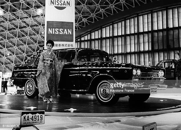 The Cedric Special made by Nissan Auto Company in 1965 in Tokyo Japan