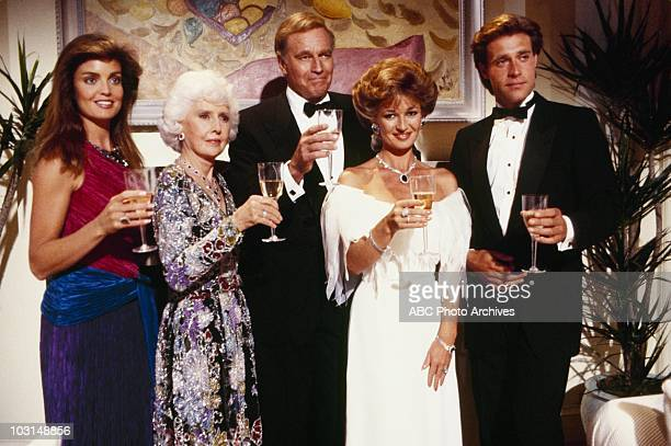 THE COLBYS 'The Celebration' Airdate November 20 1985 TRACY