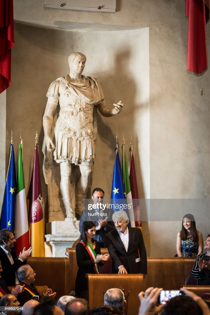 Celebration Ceremony For The 2771st Christmas In Rome