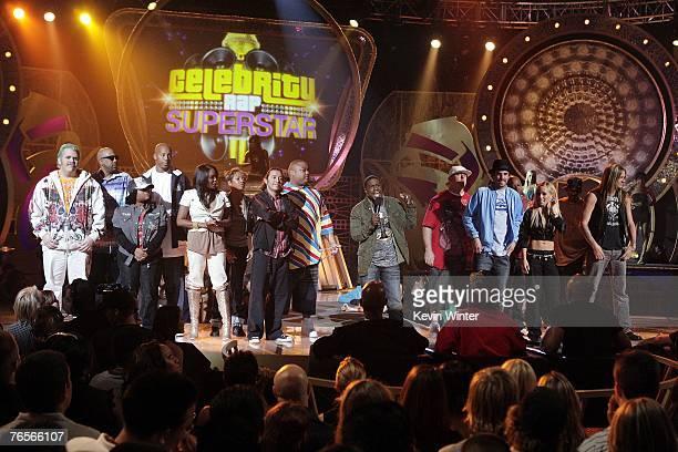 Shar jackson on celebrity rap superstar