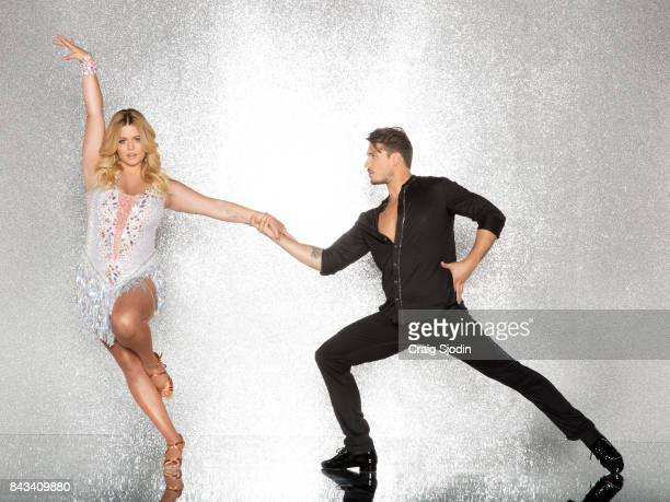 SAVCHENKO The celebrity cast of 'Dancing with the Stars' are donning their glitzy wardrobe and slipping on their dancing shoes as they ready...