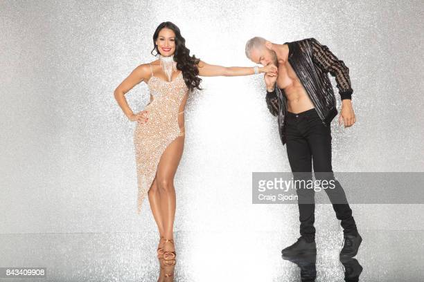 CHIGVINTSEV The celebrity cast of Dancing with the Stars are donning their glitzy wardrobe and slipping on their dancing shoes as they ready...
