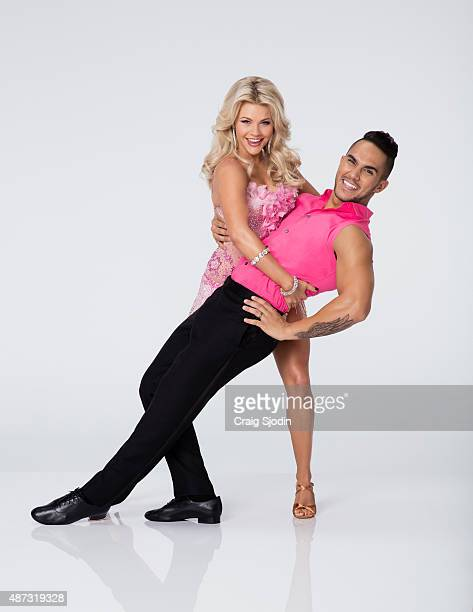 CARSON The celebrity cast of Dancing with the Stars is lacing up their ballroom shoes and getting ready for their first dance on MONDAY SEPTEMBER 14...