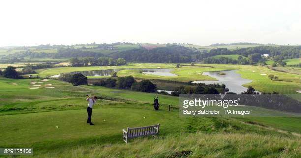 The Celtic Manor Golf & Country Club in Newport, South Wales will host the 2010 Ryder Cup golf tournament. The announcement was made at Wentworth...