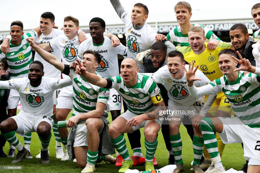 Aberdeen v Celtic - Ladbrokes Scottish Premiership : News Photo