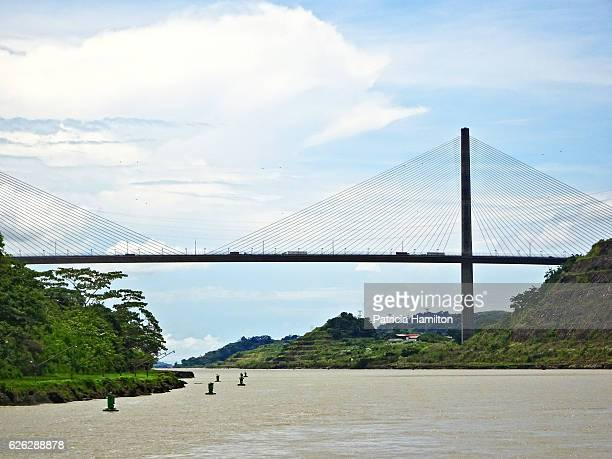 The Centennial Bridge, Panama Canal