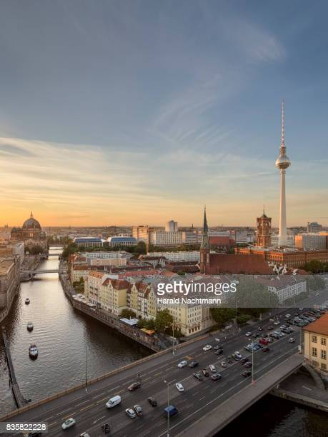 The center of Berlin
