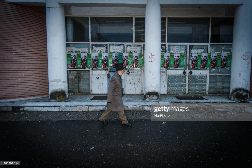 Corruption in Romania : News Photo