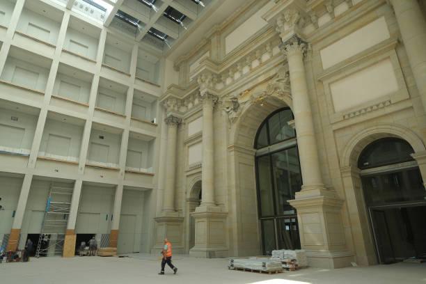 DEU: Humboldt Forum Opening Delayed To 2020