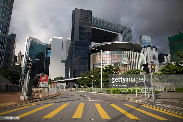 The Central Government Complex which houses the Legislative Council Complex the Central Government Offices and the Office of the Chief Executive...