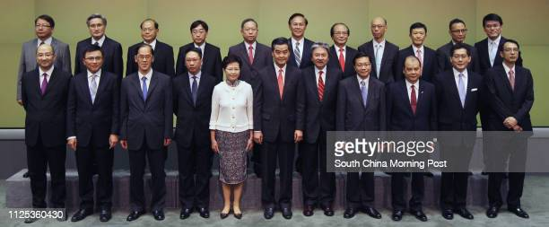 The Central People's Government on the nomination of the Chief Executiveelect C Y Leung approved the appointments of Principal Officials of the...