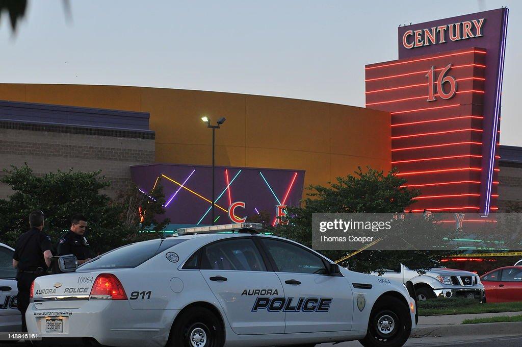 Gunman Kills At Least 10 At Screening of The Dark Knight Rises : News Photo