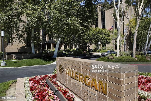 The CEO of Valeant Pharmaceuticals has suggested that Allergan is fat overstaffed and ripe for big cuts to its research and development team Above...