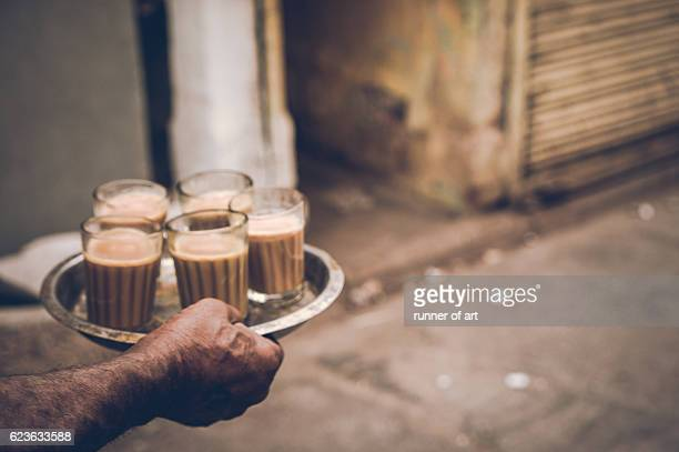 The Chai is ready