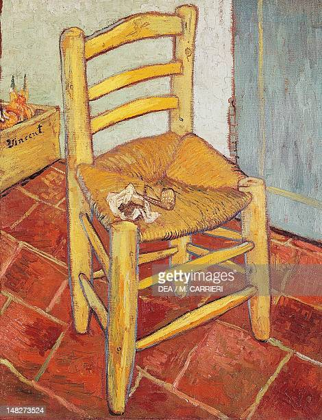 The chair and the pipe by Vincent van Gogh London Tate Gallery