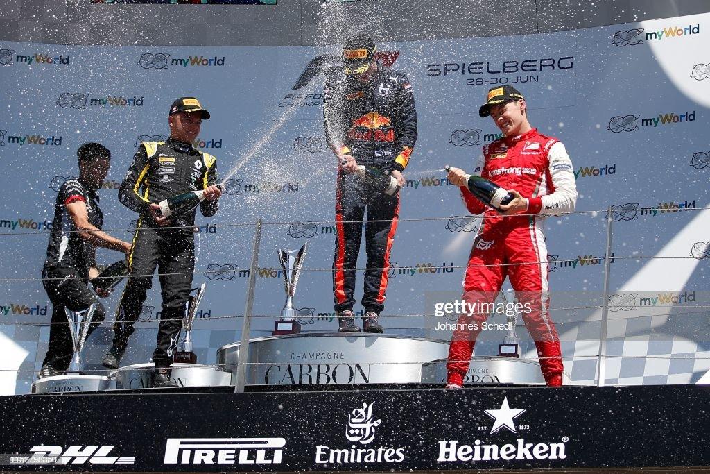 F1 Grand Prix of Austria - Qualifying : ニュース写真