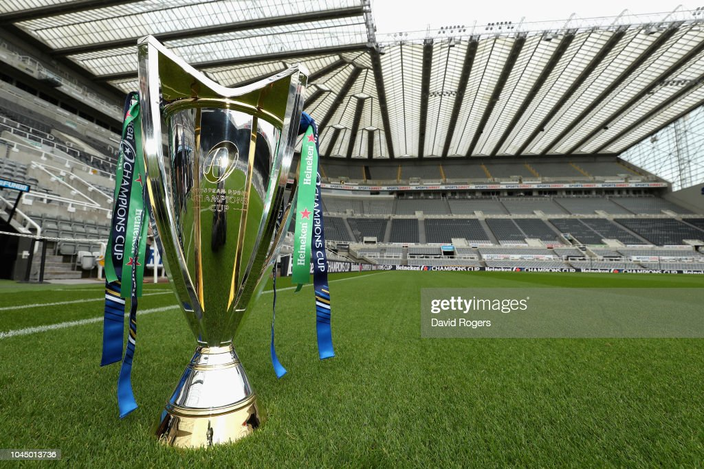 European Rugby Launch for Premiership Rugby Clubs : News Photo