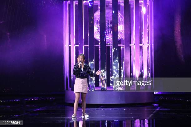 THE CHAMPIONS 'The Champions Finals' Episode 106 Pictured Angelica Hale