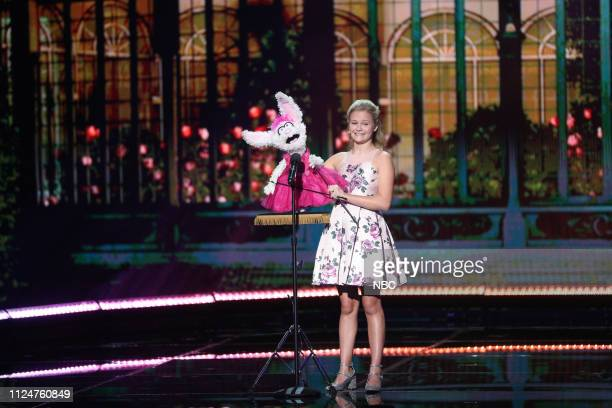 """The Champions Finals"""" Episode 106 -- Pictured: Darci Lynne --"""
