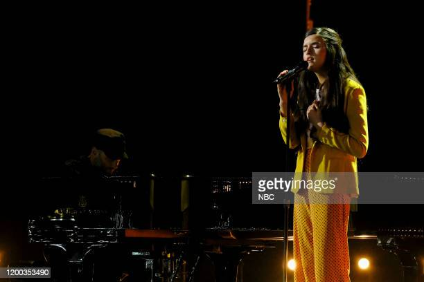 THE CHAMPIONS The Champions Finals Episode 206 Pictured Angelina Jordan