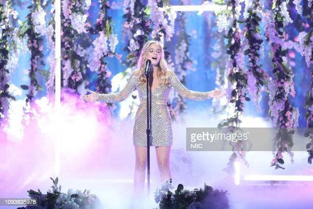 THE CHAMPIONS The Champions Five Episode 105 Pictured Jackie Evancho