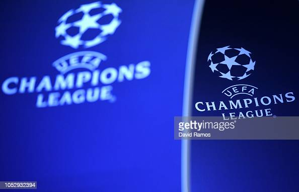 1 710 uefa champions league logo photos and premium high res pictures getty images https www gettyimages com photos uefa champions league logo
