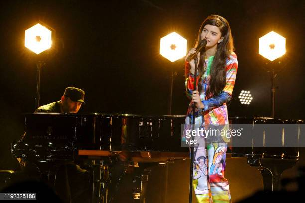 THE CHAMPIONS The Champions One Episode 202 Pictured Angelina Jordan