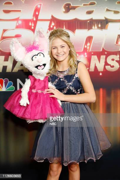 THE CHAMPIONS The Champions Results Finale Episode 107 Pictured Darci Lynne