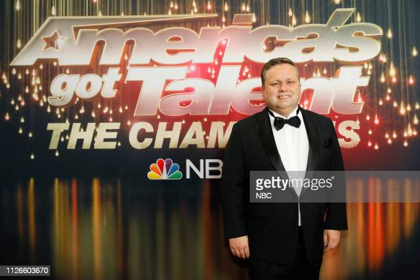 THE CHAMPIONS The Champions Results Finale Episode 107 Pictured Paul Potts