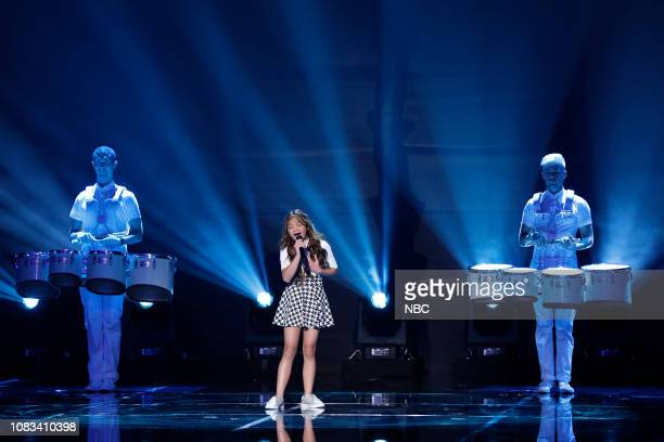 THE CHAMPIONS 'The Champions Three' Episode 103 Pictured Angelica Hale