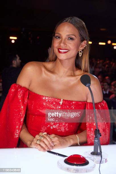 """The Champions Two"""" Episode 201 -- Pictured: Alesha Dixon --"""