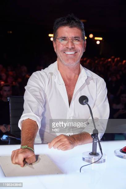 """The Champions Two"""" Episode 201 -- Pictured: Simon Cowell --"""
