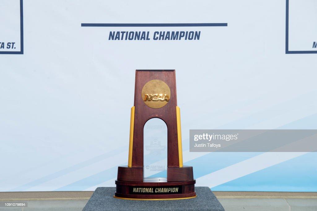 2019 NCAA Division I Football Championship : News Photo