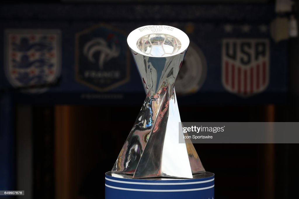 SOCCER: MAR 07 SheBelieves Cup - Germany v England