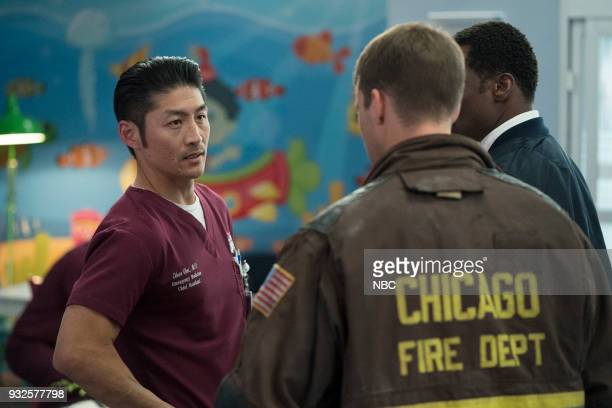 FIRE The Chance To Forgive Episode 615 Pictured Brian Tee as Ethan Choi